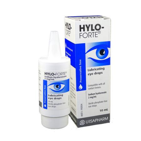 Hylo Forte Eye Drops