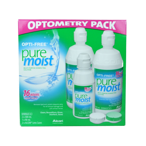 Opti-Free PureMoist Optometry Pack