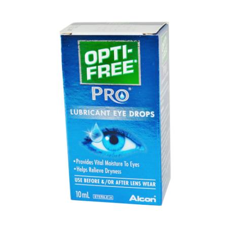 Opti-Free Pro Eye Drops