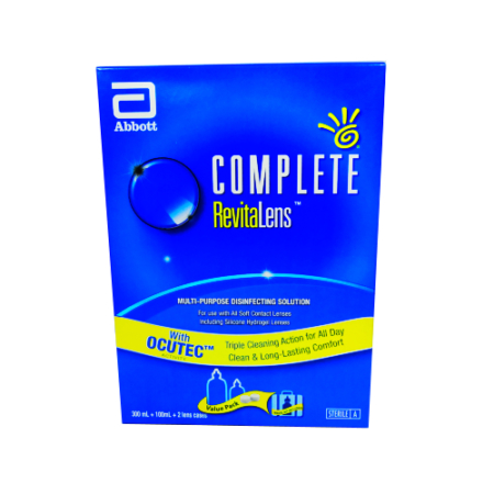 Complete Revitalens Ocutec Solution