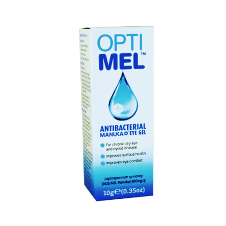 Optimel Manuka Antibacterial Eye Gel 10g