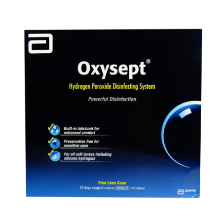 Oxysept Value Pack