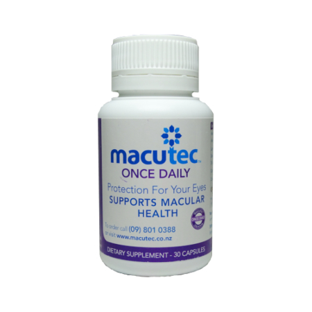 Macutec Once Daily 30s